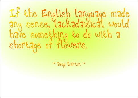Doug Larson 2