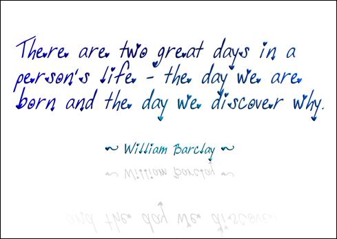 William Barclay 1