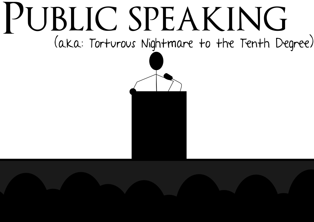 public speaking chapter 6 Except where otherwise noted, the public speaking project by various authors is licensed under a creative commons attribution-noncommercial-noderivs 30 unported license users are free to copy, distribute and transmit the work for non-commercial purposes, provided the public speaking project and the authors are credited for their work.
