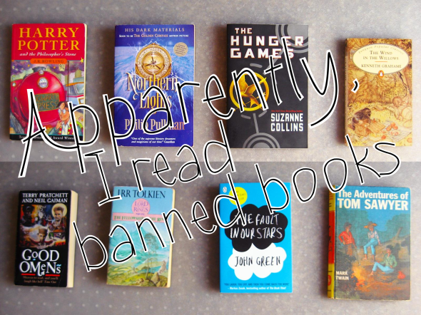 Banned books1