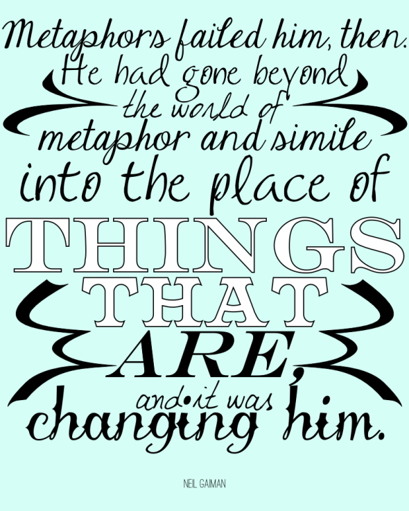 Metaphor and simile