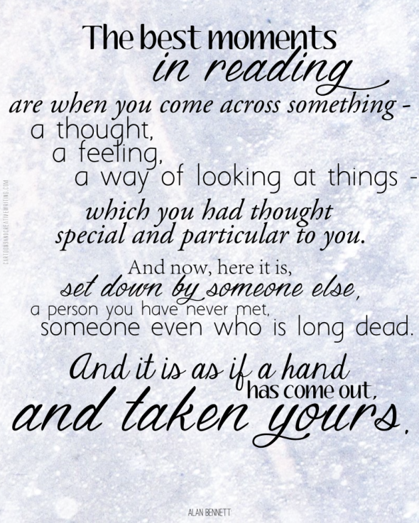 Best reading moments