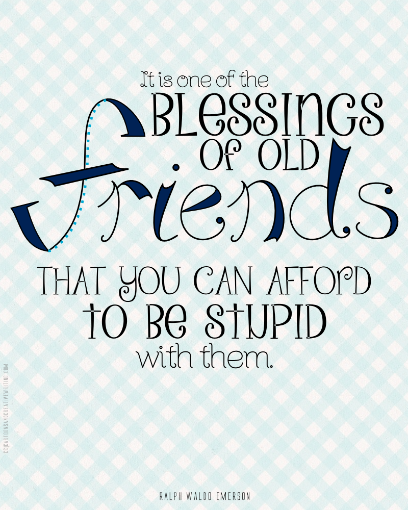 Quotes About Friends Friends  Cc