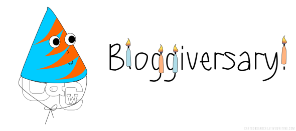 Bloggiversary 4th