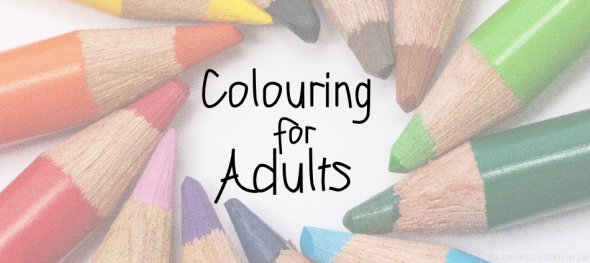 Colouring for adults